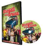 Il DVD di Stregati dalla Bruna - Il film dei comici del San Costanzo Show