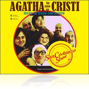 Agatha ha fatto un Cristi – Invito in Scena con Delitto