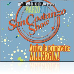 Arriva la primavera: Allergia! - San Costanzo Show