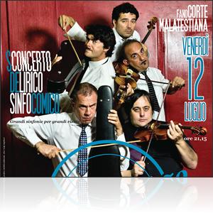 Sconcerto Delirico Sinfonico - San Costanzo Show