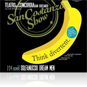 Solfanuccio Dream Men - San Costanzo Show