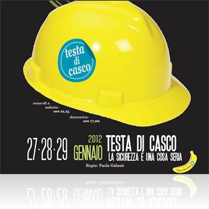 Testa di Casco - San Costanzo Show