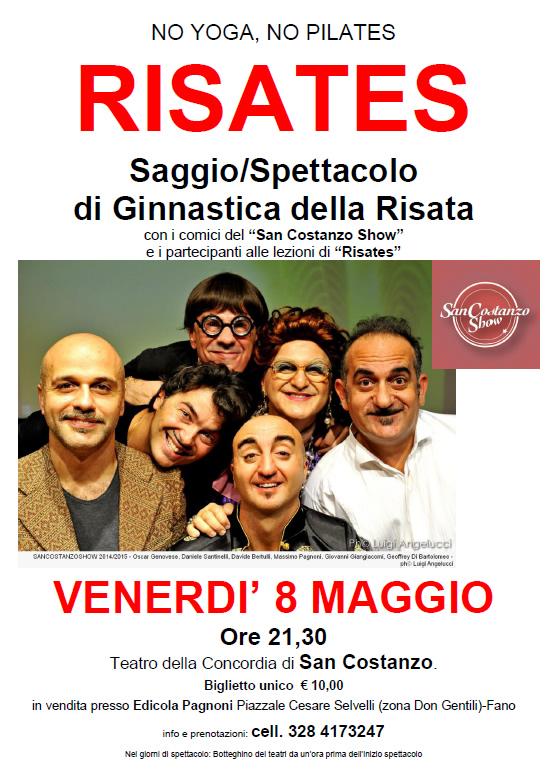RISATES - Lo spettacolo - San Costanzo Show