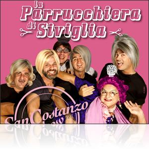 La Parrucchiera Di Siviglia - San Costanzo Show