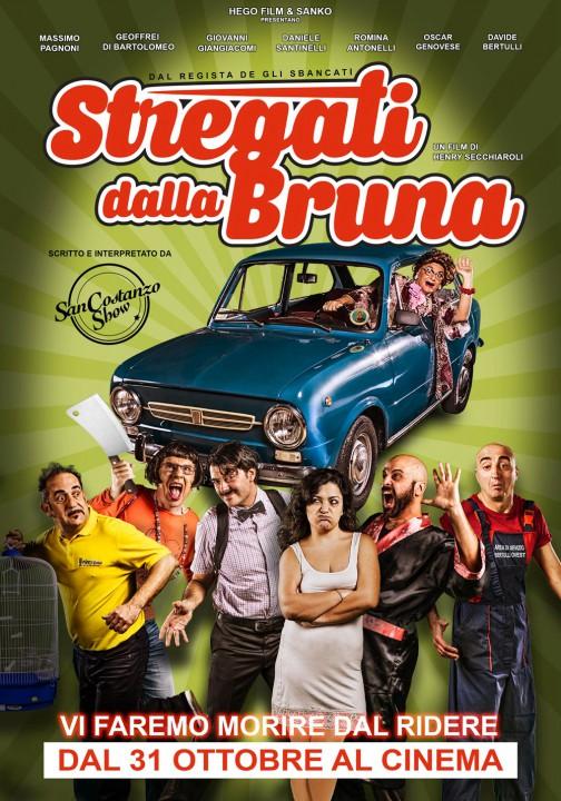 Dal 31 ottobre, arriva al cinema il Film del San Costanzo Show con la regia di Henry Secchiaroli