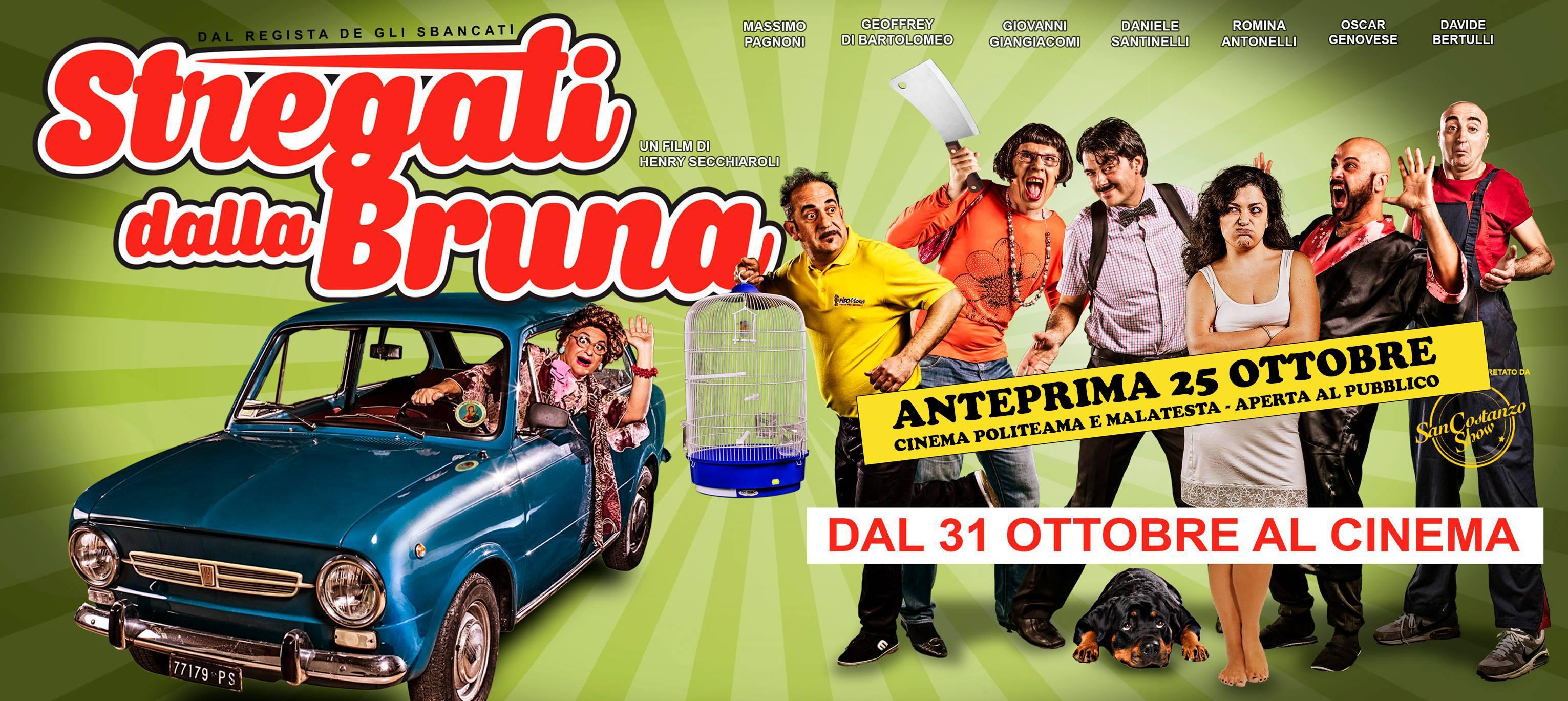 Stregati dalla Bruna - Il film del San Costanzo Show