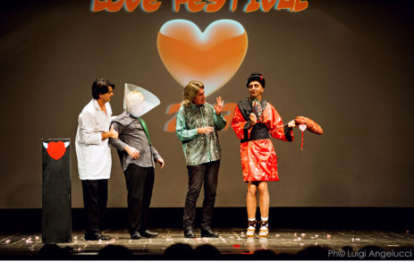 Ad Ottobre nei teatri: A Far l'Amore… Comici tu?