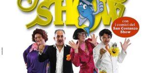 Pesce Azzurro Show in TV