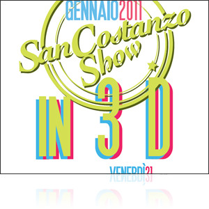 San Costanzo Show in 3D