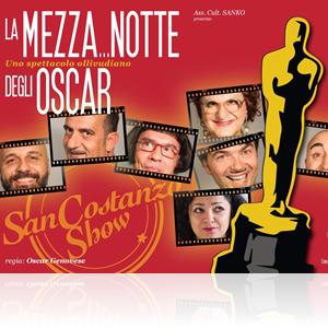 La Mezza… Notte degli Oscar – Uno spettacolo Ollivudiano