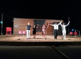 """Il San Costanzo Show conclude """"Marche, ade' se ride""""!"""
